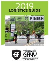 GFNY NYC 2019 Race Guide