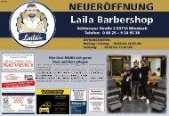 Laila Barbershop