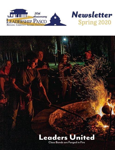 Leadership Pasco Newsletter - Spring 2020