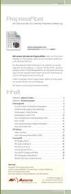 Prepressfibel - Av+Astoria Druckzentrum Gmbh - Page 3