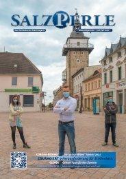 SALZPERLE - Stadtmagazin Schönebeck (Elbe) - Ausgabe 06+07/2020