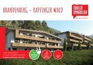 Exposé – BRANDENBERG – Kapfinger Wald