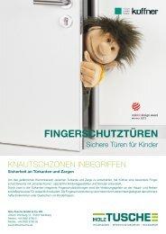 Küffner Fingerschutztüren