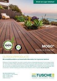 MOSO® Bamboo X-treme®