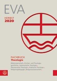 Fachbuchvorschau der Evangelischen Verlagsanstalt Herbst 2020