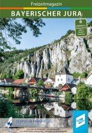 Freizeitmagazin Bayerischer Jura - Juni bis August 2020