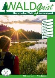 Magazin Waldgeist - Juni & Juli 2020