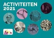 Activiteitenbrochure 2021