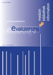 evaluierung evaluierung evaluierung - Agmb