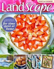 LandScape Craft and Cookery Special