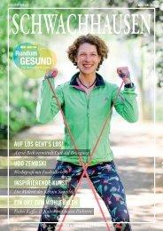 SCHWACHHAUSEN Magazin | Mai - Juni 2020