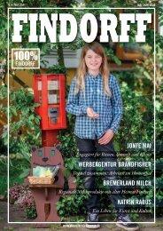 FINDORFF Magazin | Mai - Juni 2020