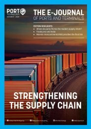 Strengthening the Supply Chain
