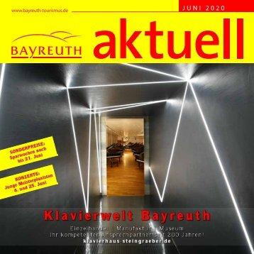 Bayreuth Aktuell Juni 2020