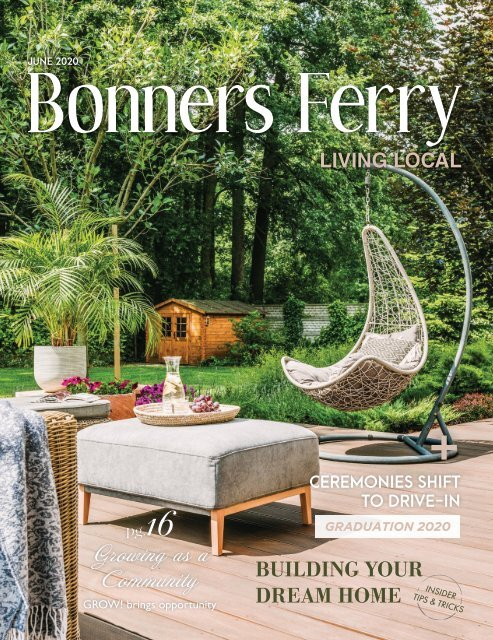 June 2020 Bonners Ferry Living Local