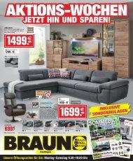 2020/22 - Möbel Braun ET: 28.05.2020