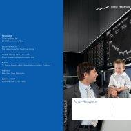 Fonds-Handbuch Fon d s-H an d b u ch - Xetra