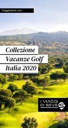 Collezione Golf Italia 2020