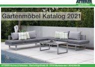 Gartenmöbelkatalog 2021