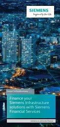 Siemens Smart infrastructure Finance