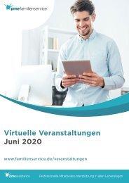 VA Juni 2020: Lebenslagen Coaching