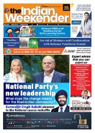 Indian Weekender, Friday 29 May 2020