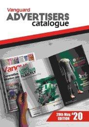 advert catalogue 29 May 2020