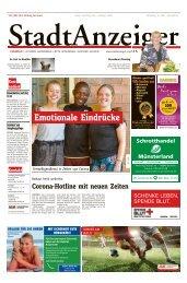 Stadtanzeiger Coesfeld kw 22