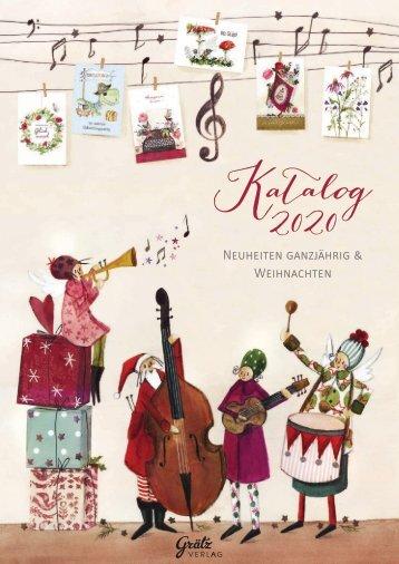 Grätz Katalog 2020 Neuheiten Ganzjährig und Weihnachten_ohne_Preise