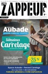 Le P'tit Zappeur - Carcassonne #443