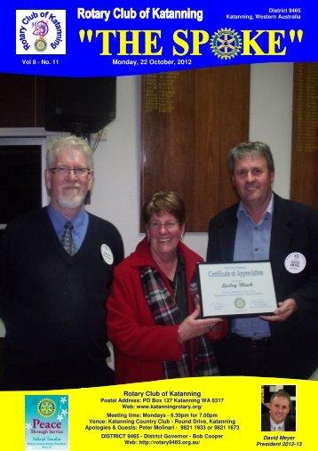 Polio Q & A - Katanning Rotary Club