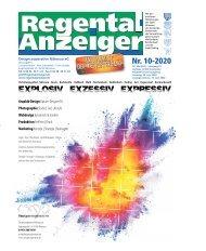 Regental-Anzeiger 10-20