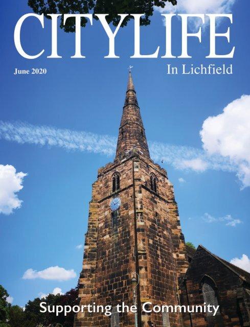 Citylife in Lichfield June 2020
