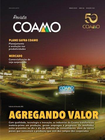 Revista Coamo edição Maio de 2020