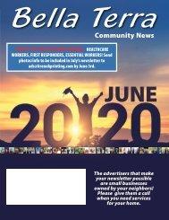 Bella Terra June 2020