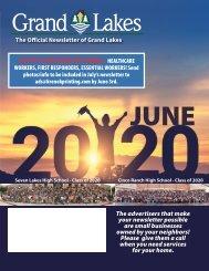 Grand Lakes June 2020