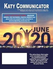 Katy Communicator June 2020