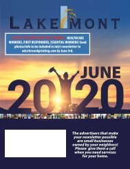 Lakemont June 2020