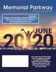 Memorial Parkway June 2020