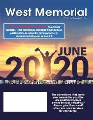 West Memorial June 2020