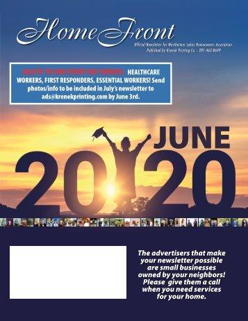 Westheimer Lakes June 2020