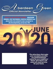 Aberdeen Green June 2020