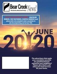 Bear Creek June 2020