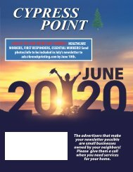 Cypress Point June 2020