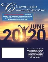 Towne Lake June 2020
