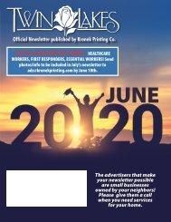 Twin Lakes June 2020