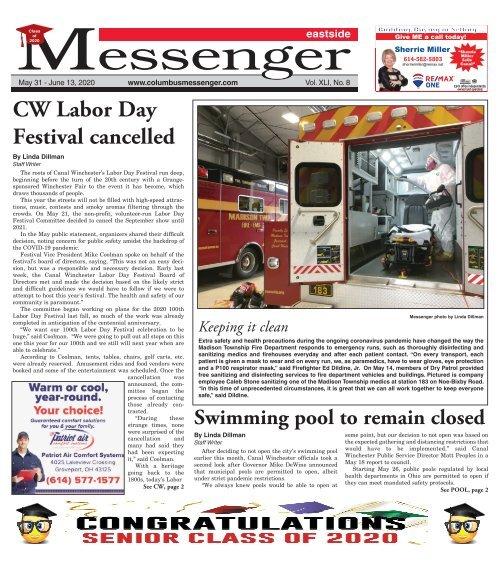 Eastside Messenger - May 31st, 2020
