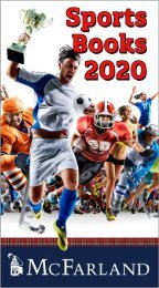 Sports Books 2020