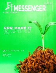 First Jenks Messenger June 2020