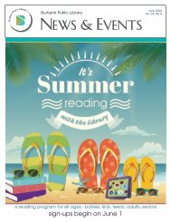 June 2020 Library News and Events